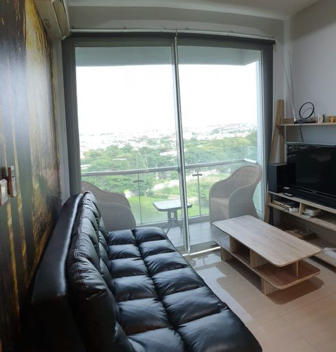One Bedroom Apartment at Citralake Suites, West Jakarta