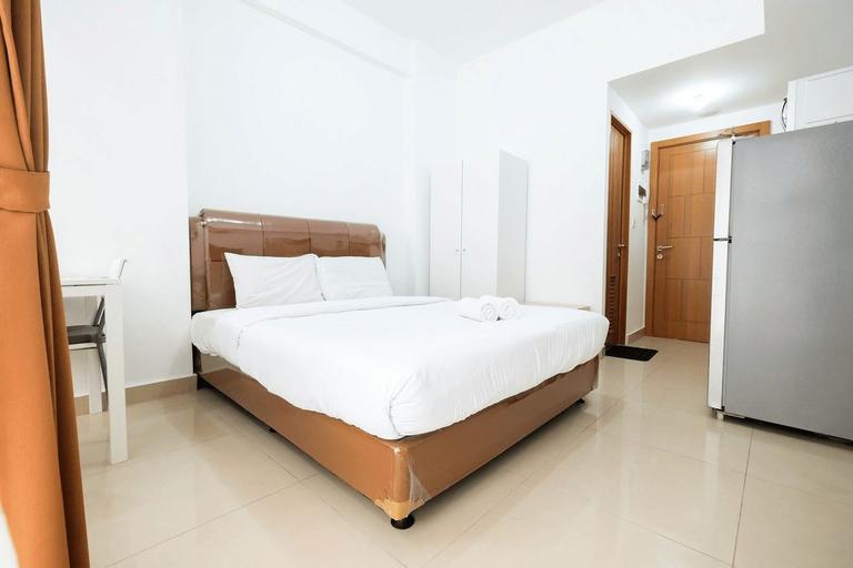 Homey Studio Room The Nest Apartment By Travelio, Tangerang