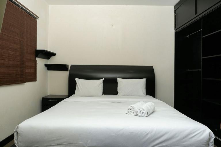 Big and Cozy Studio Apartment at Puri Garden By Travelio, West Jakarta