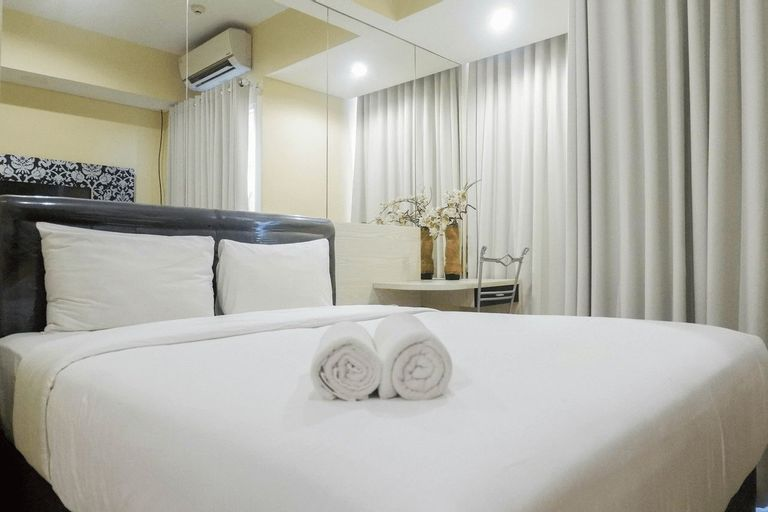 Cozy Studio at Tamansari Papilio Apartment By Travelio, Surabaya