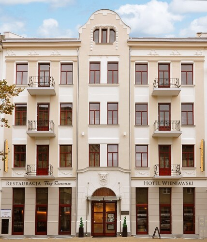 Hotel Wieniawski, Lublin City