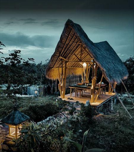 Penida Bambu Green Villas, Klungkung