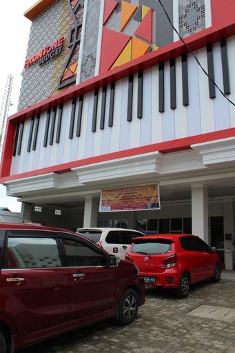 Front One Budget Abepura, Jayapura