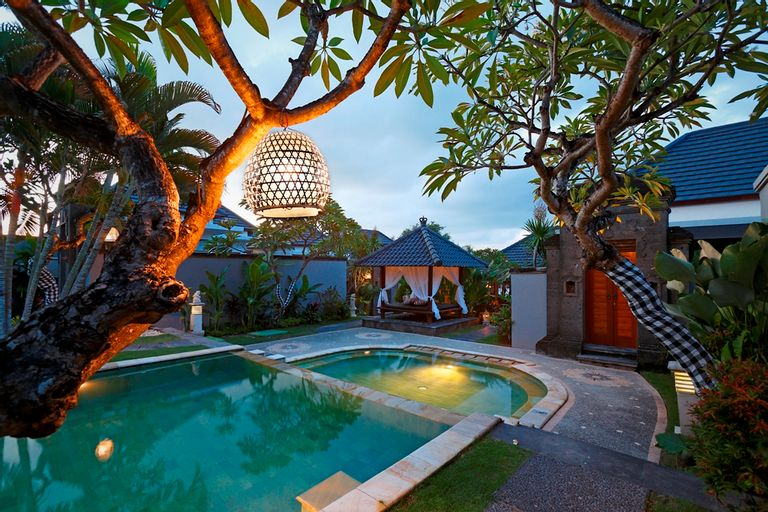 Bali Nyuh Gading Villa, Badung