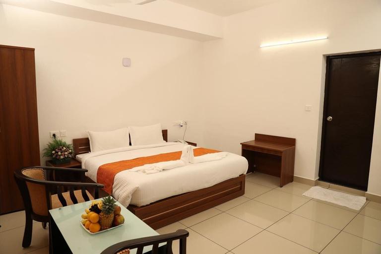 Sunstar Residency and Food Plaza Pala, Kottayam
