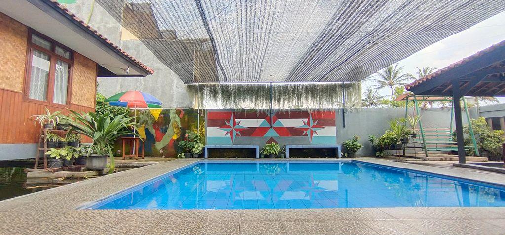 Villa Edelweiss, Garut