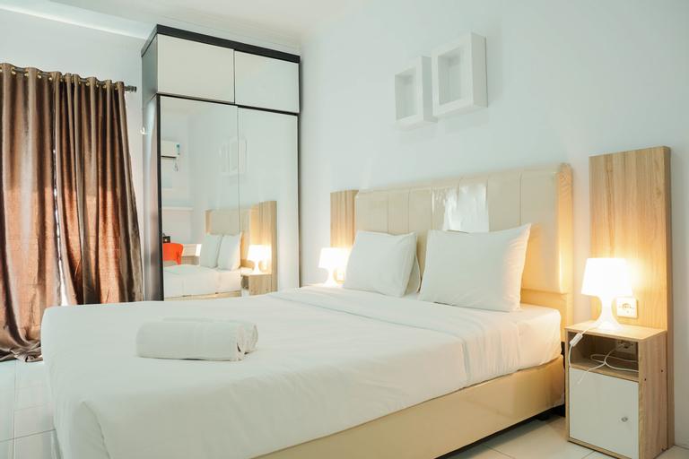 Simply Strategic and Homey Studio Signature Park Tebet Apartment By Travelio, Jakarta Selatan