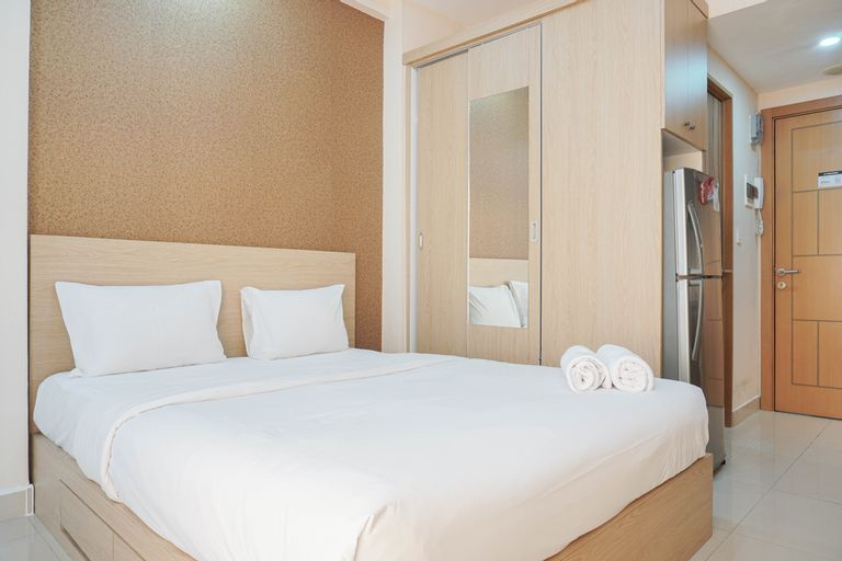 Cozy Stay Studio at The Nest Puri Apartment By Travelio, Tangerang