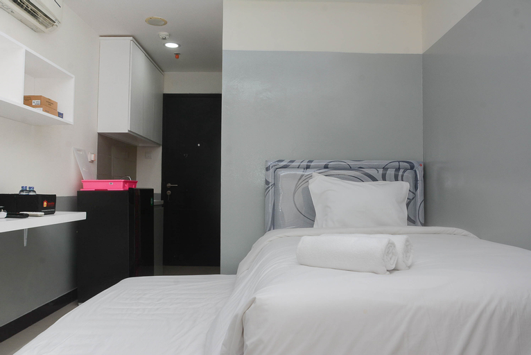 Cozy and Homey Studio at Belmont Apartment By Travelio, West Jakarta