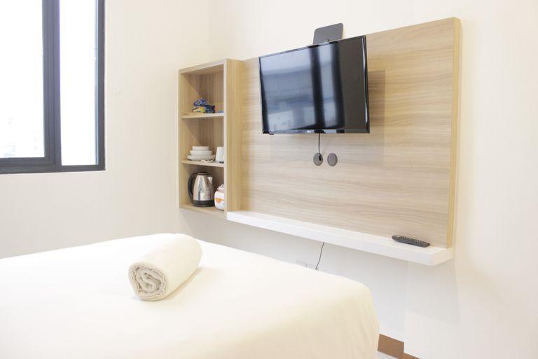 Minimalist Studio Semi Apartment at The Lodge Paskal near Hyper Paskal 23 By Travelio, Bandung