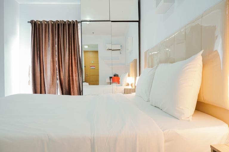 Simply Strategic and Homey Studio Signature Park Tebet Apartment By Travelio, South Jakarta