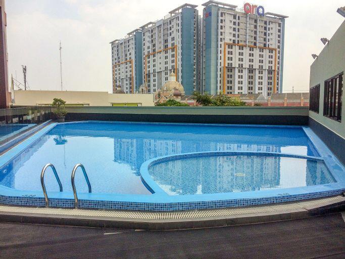 Brand New Studio Room Atria Residence Apartment By Travelio, Tangerang