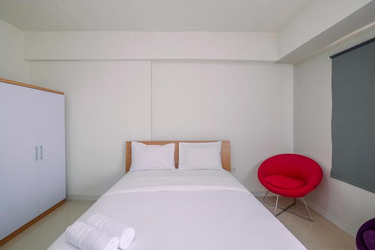 Chic and Cozy Studio Park View Condominium Apartment By Travelio, Depok
