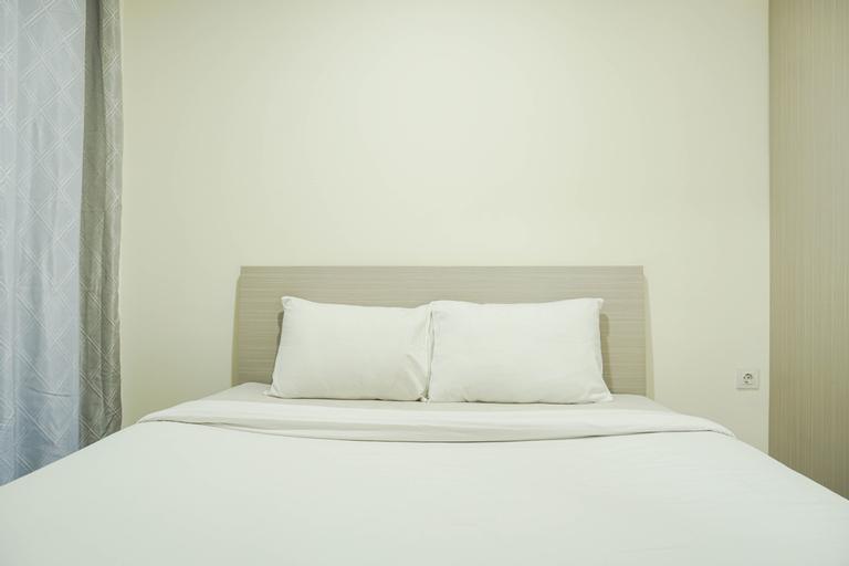 Comfy and Modern 2BR at Meikarta Apartment By Travelio, Cikarang