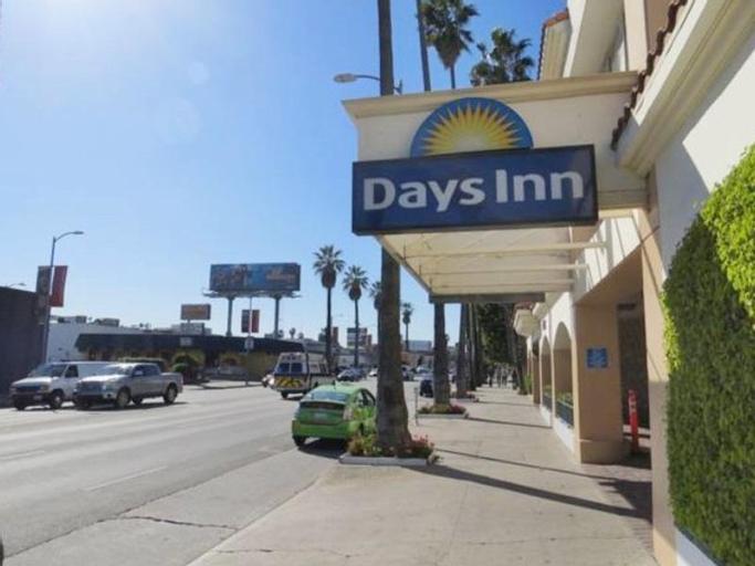 Days Inn by Wyndham Hollywood Universal Studios, Los Angeles
