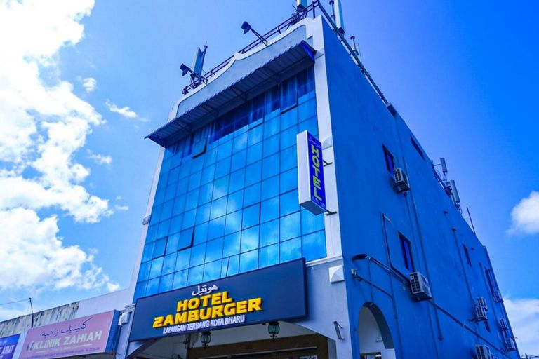 Hotel Zamburger Airport Kota Bharu, Kota Bharu
