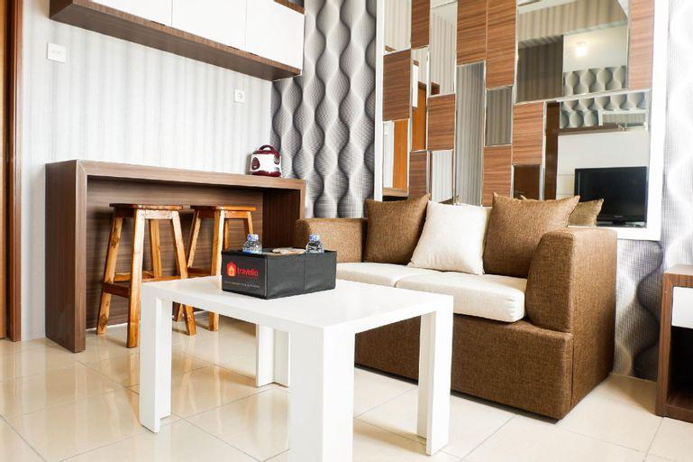 Cozy 2BR Apartment at Pavilion Permata By Travelio, Surabaya