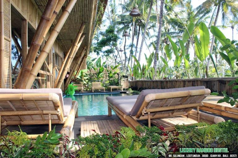 Bamboo Hotel Ubud, 1BR rice fields view, Gianyar
