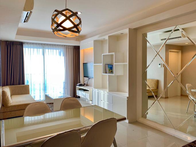 2BR City View Casa Grande Apartment-KotaKasablanka, Jakarta Selatan