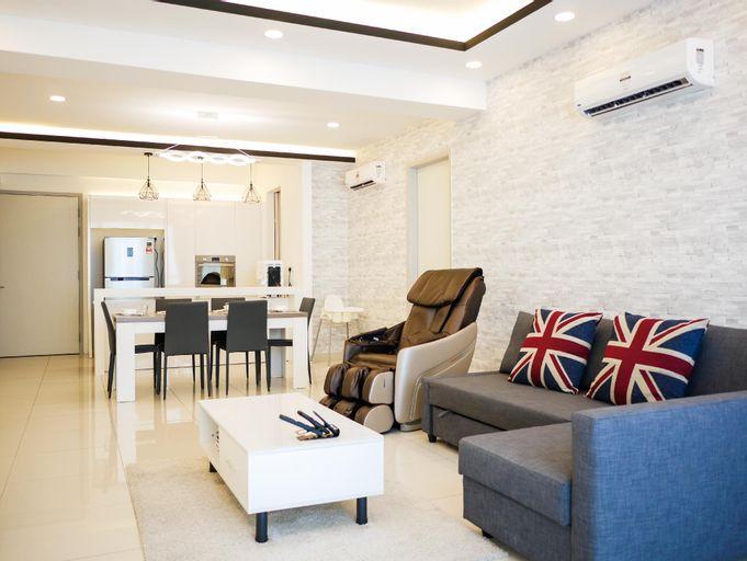Wonderful Seaview 2BR Luxury Suite, Pulau Penang