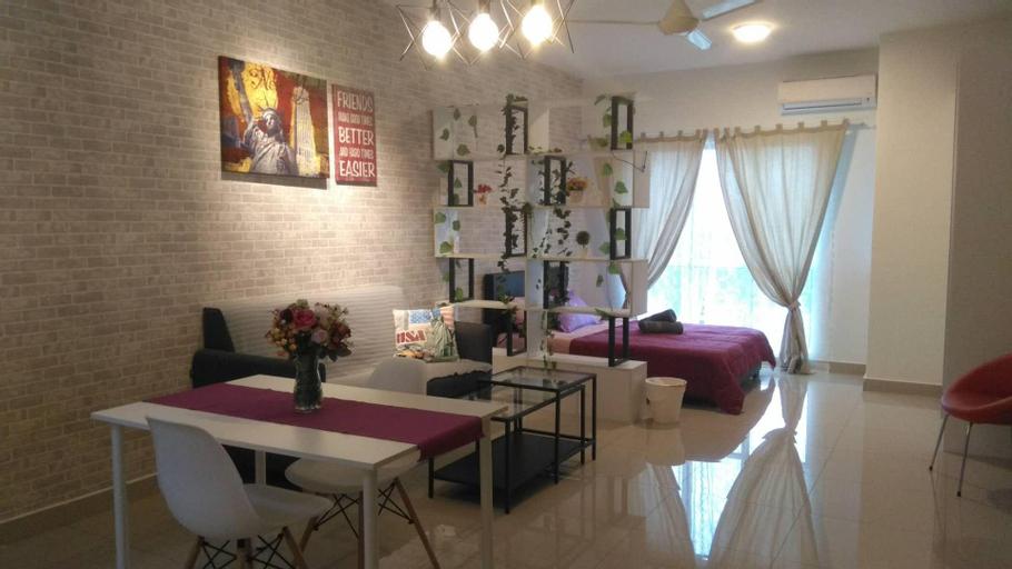 Comfortable Studio Home @ Equine, Kuala Lumpur