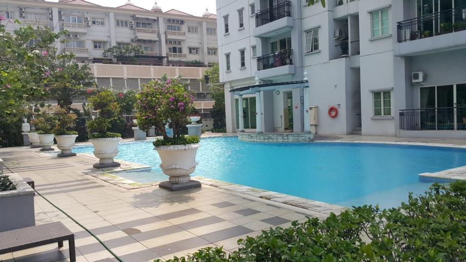 110m2  3+1 bedroom Apartment at MOI, Kelapa Gading, North Jakarta