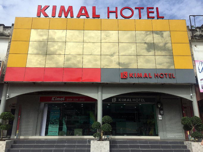 kimal hotel kamunting, Larut and Matang