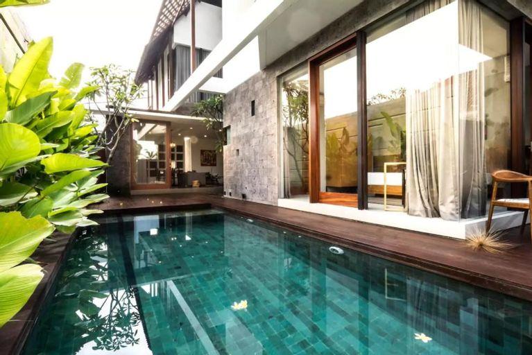 3BR Ubud Luxury Private Villa w/ Ricefield Views B, Gianyar