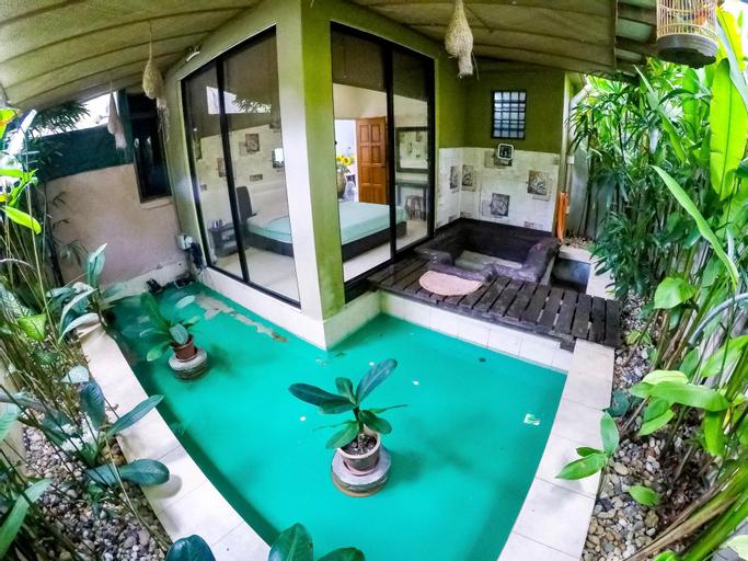 MULAN *Romantic External Bathtub* (ROOM ONLY), Pulau Penang