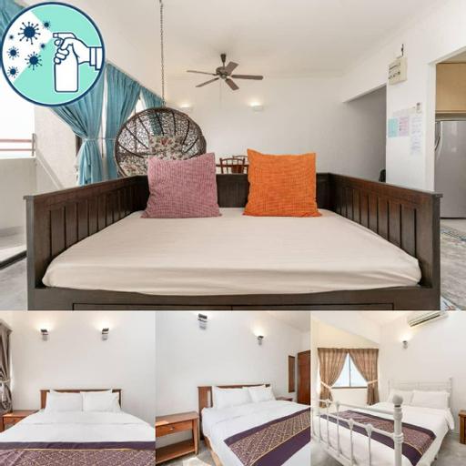 Batu Ferringhi Sea Horizon Resort 1801, Barat Daya