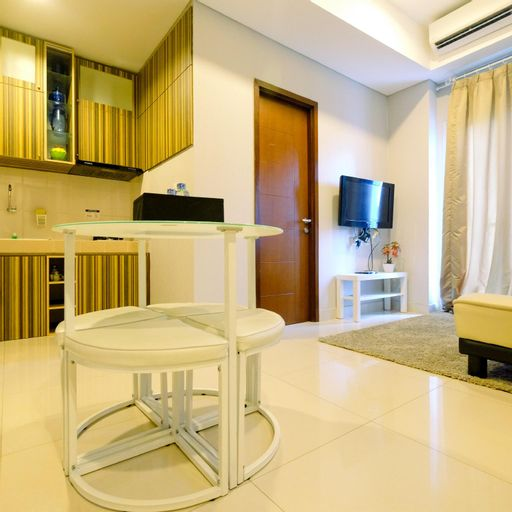 Modern 2BR Capitol Park Residence Apt By Travelio, Central Jakarta