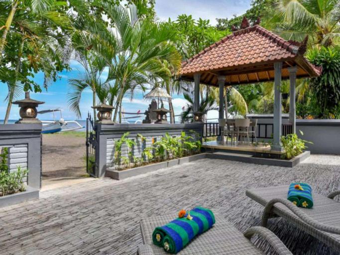 Villa Spice House Inn-A Beachside paradise 1st.fl, Buleleng