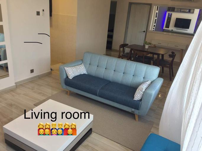 Cozy Home Bukit Jelutong, Kuala Lumpur