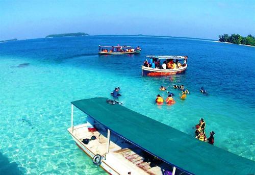 Harapan Solata Homestay Syariah, Thousand Islands