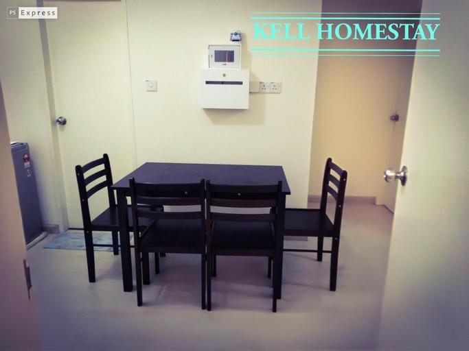 UUC - KELL HOMESTAY (1 ROOM), Kota Kinabalu