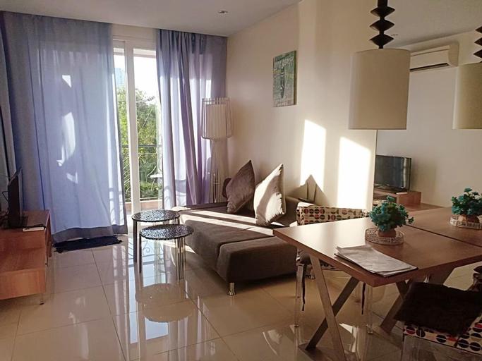 1 Bedroom city view full furniture. (36 sqm)., Pattaya