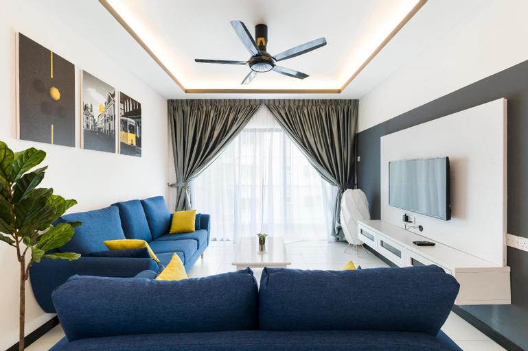 Quintet Apartments @ Cameron, Cameron Highlands