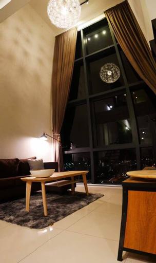 Loft Unit SweeT Home独家超美落地窗High Floor (Duplex), Seberang Perai Tengah