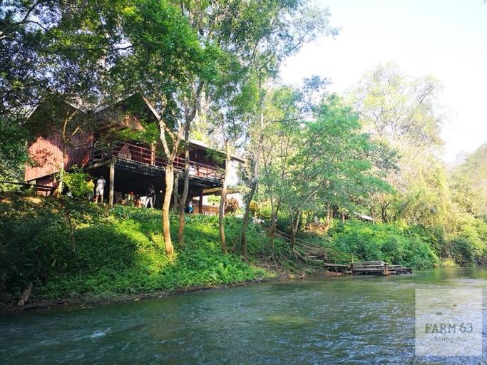Farm63 Chiang Dao Riverfront Home, Chiang Dao