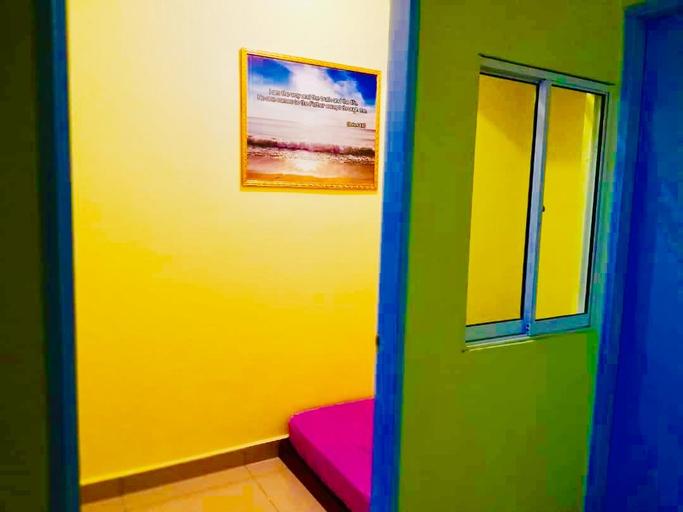 Room  29D @ Rainbow Covenant, Kota Kinabalu