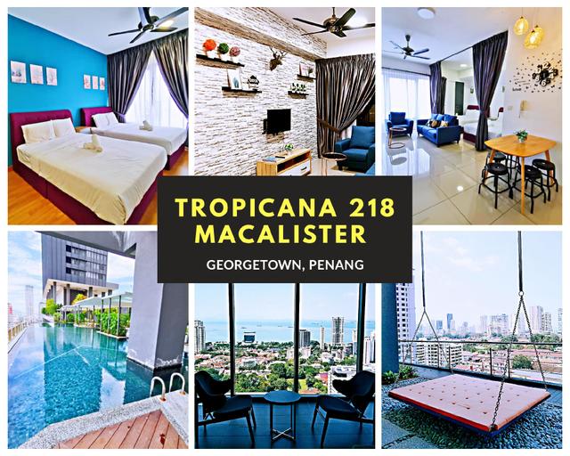 Nordic Suite 3-10Pax @ Georgetown Penang, Pulau Penang