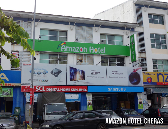 Amazon Hotel Seri Permaisuri, Kuala Lumpur