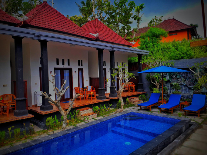 Toro Cottage Pool View, Klungkung