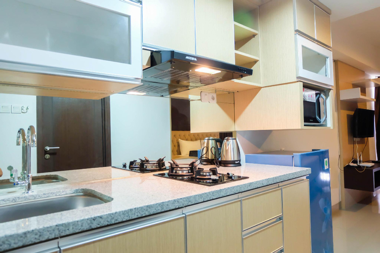 Modern & Brand New 1BR The H Residence By Travelio, East Jakarta
