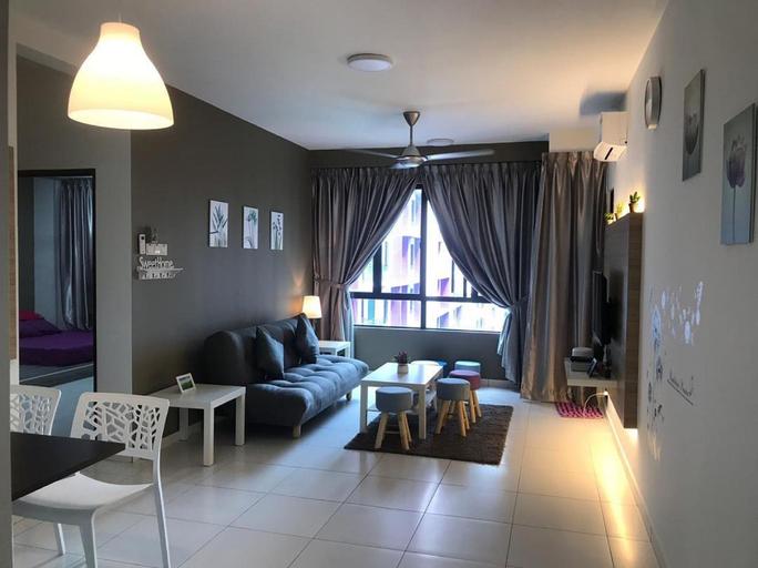 Tranquility Home @ The Heights Residence, Kota Melaka
