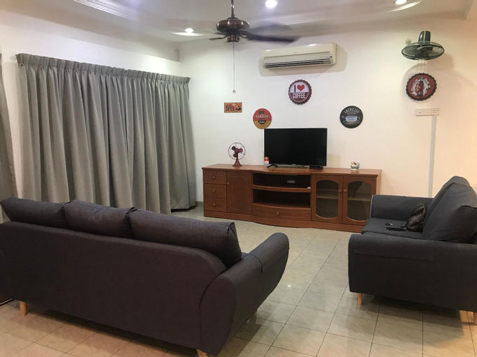 3D Kampar Homestay, Kinta
