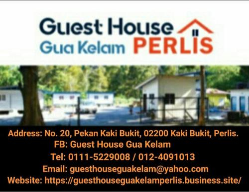 Guest House Gua Kelam, Perlis