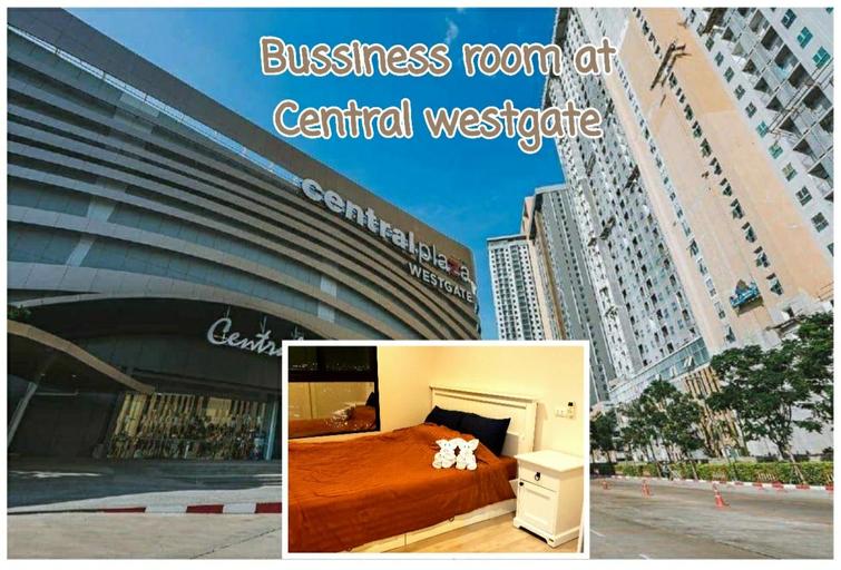 business room at central westgate bangyai, Bang Bua Thong