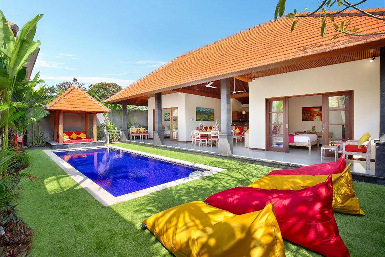3BR - Villa Ergu - in the Heart of Seminyak,Bali, Badung