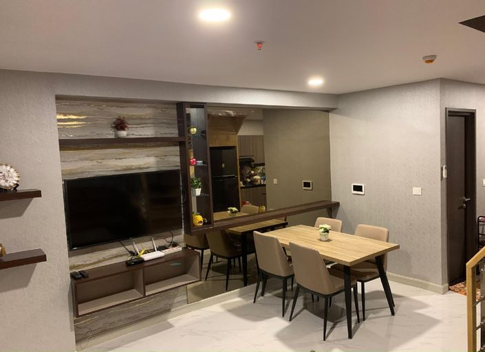 Cozy First Mezzanine Apartment (Center of Medan), Medan